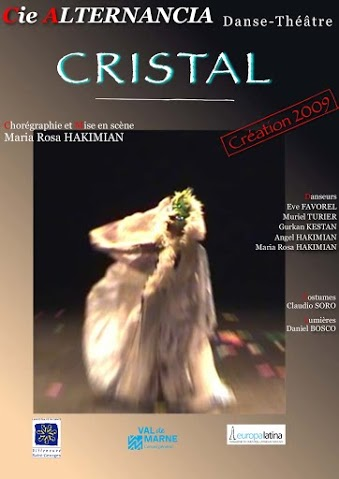 Spectacle de danse : Cristal