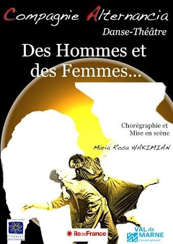 Danse-Théâtre : Des hommes et des femmes