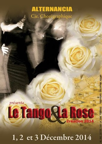 Spectacle de danse contemporaine : Le tango et la Rose
