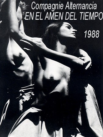 "Spectacle de danse contemporaine Paris : ""En el amen del Tiempo"""