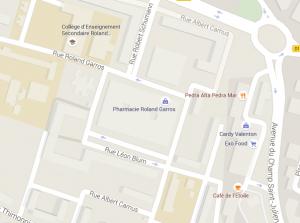 Cours de tango argentin à Villeneuve-Saint-Georges