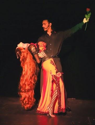 Le Tango et la Rose