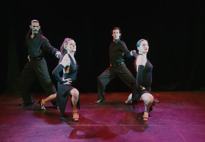 Le Tango sur scène