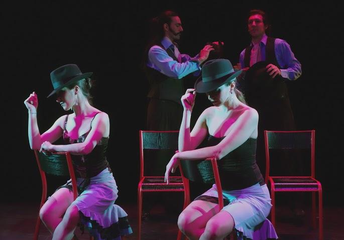 Danse contemporaine et Tango