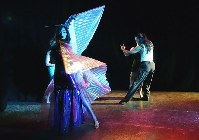 Création chorégraphique et Tango