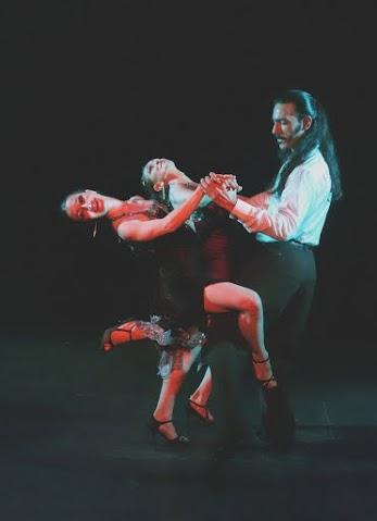 Le Tango et la Rose - spectacle