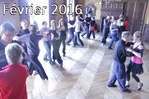 Danser le tango argentin