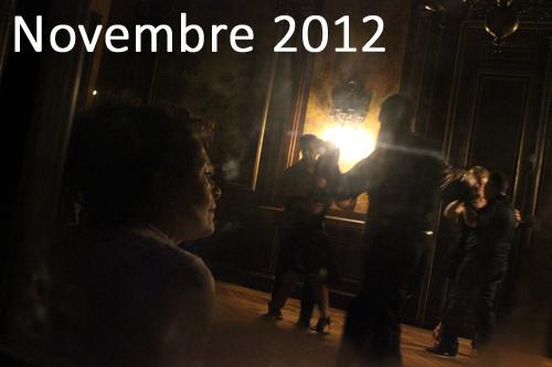 Apprendre le tango argentin : stage