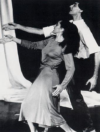 """Spectacle de danse Paris : """"Rhapsodie des tendresses"""""""
