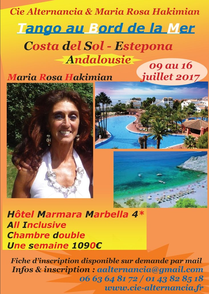 Stage Andalousie 2017-recto
