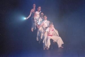 La compagnie chorégraphique Alternancia sur scène