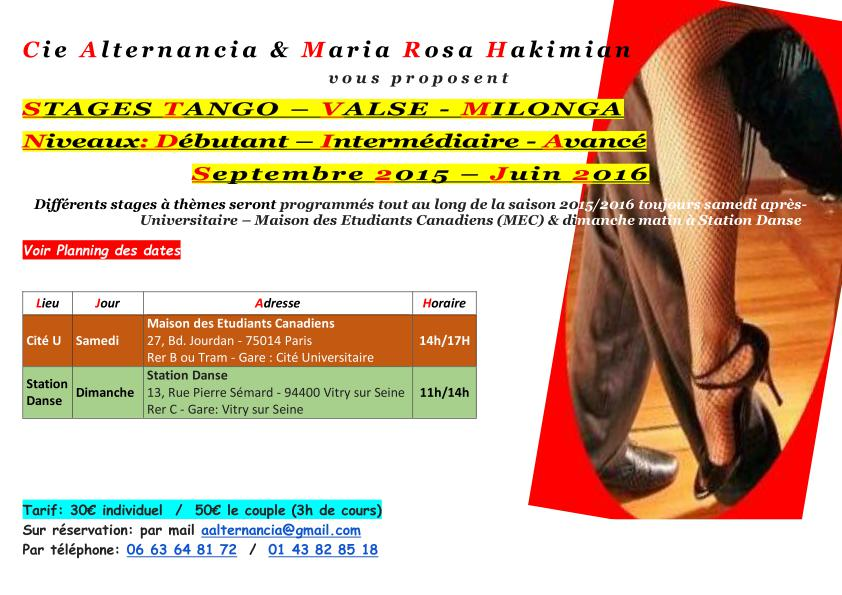 Flyer stages CU &SD-recto
