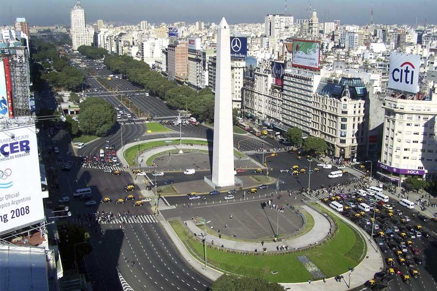 Obélisque Buenos Aires