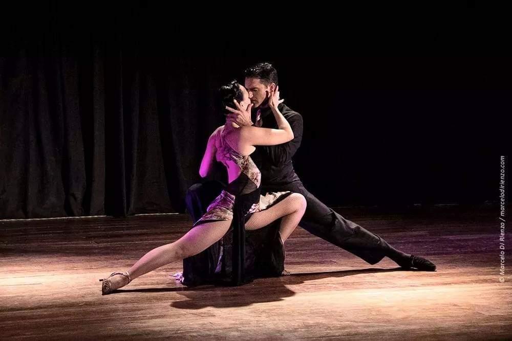 Carlos Bossi & Dana Zampieri